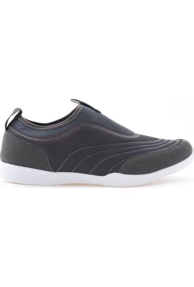 Letoon 6036 Erkek Yürüyüş Ayakkabısı - Füme