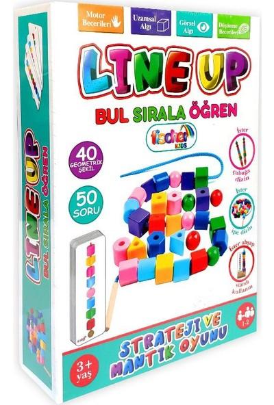 Mofy Baby Line Up Bul Ring Sırala Öğren Eğitici Oyun