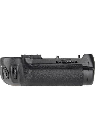 Ayex Nikon D800, D800E, D810 Için Ayex AX-D800 Battery Grip + 2 Ad. EN-EL15 Batarya