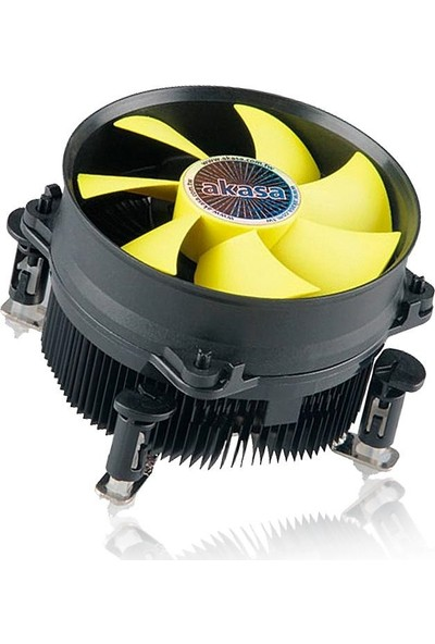 Akasa K32 775/1155/1156/1150/1151 Uyumlu işlemci Soğutucu (AK-CC7117EP01)