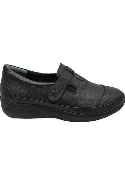 Üçel 2701 Deri Kadın Ayakkabısı