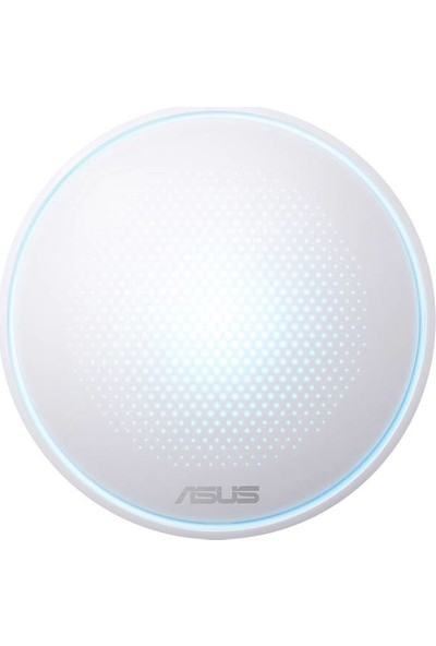 ASUS Lyra Mini-AC1300 (2-PK) TriBand-Ai Mesh-AiProtection-Alexa Desteği-Mesh Sistemi(İkili Paket)