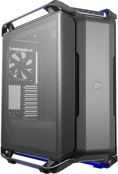 Cooler Master Cosmos C700P Black Edıtıon Rgb Tempered Glass Full Tower Kasa RC-MCC-C700P-KG5N-S00