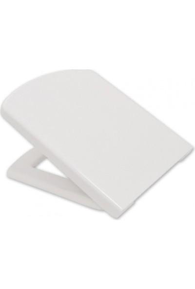 Güral Vit Nero Duroplast Beyaz Soft Kapak