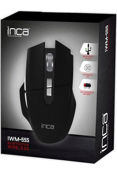 INCA IWM-555 Bluetooth/Wireless Mouse