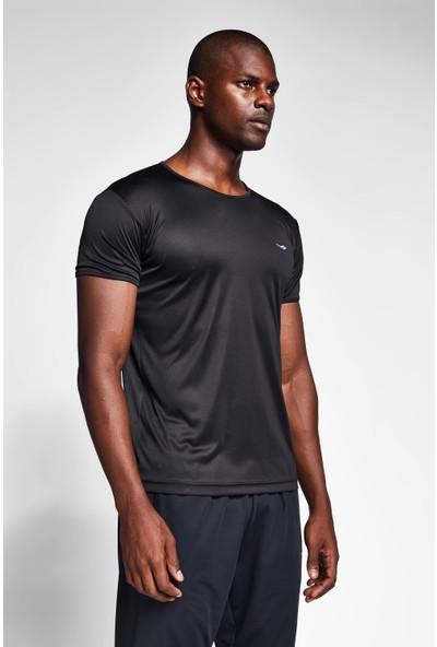 Lescon Siyah Erkek T-Shirt 20S-1220-20B