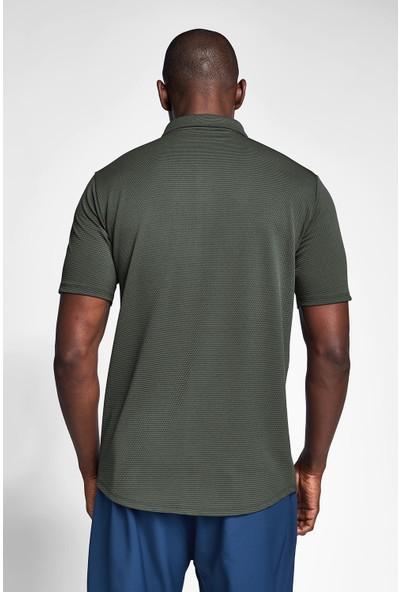 Lescon Haki Erkek Gömlek 20S-1207-20B