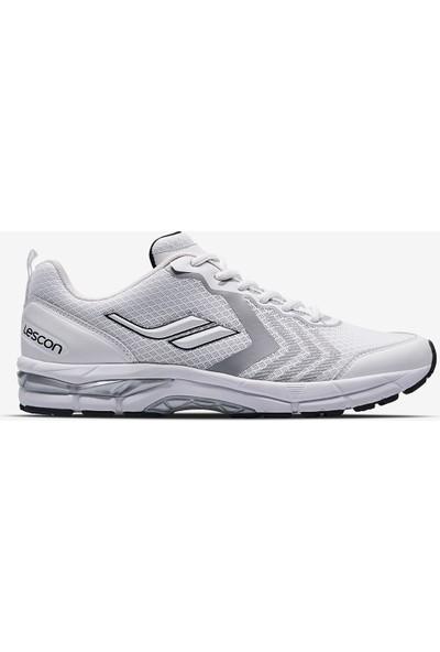 Lescon Rapid Runner Beyaz Erkek Koşu Ayakkabı