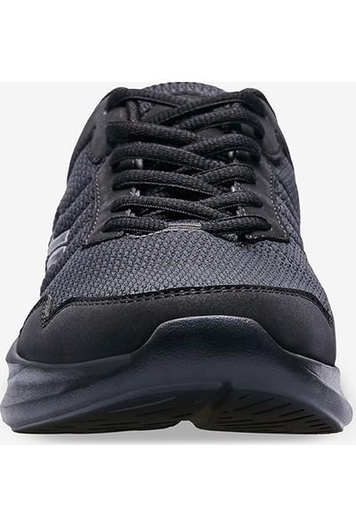 Lescon Flex XFit Siyah Erkek Spor Ayakkabı