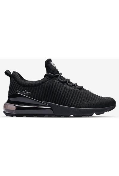 Lescon Airtube Volt Siyah Erkek Spor Ayakkabı