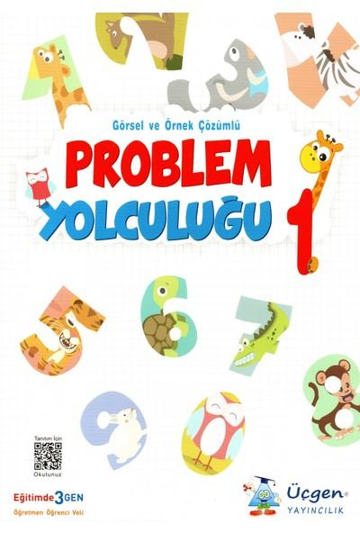 Üçgen Yayıncılık 1. Sınıf Problem Yolculuğu