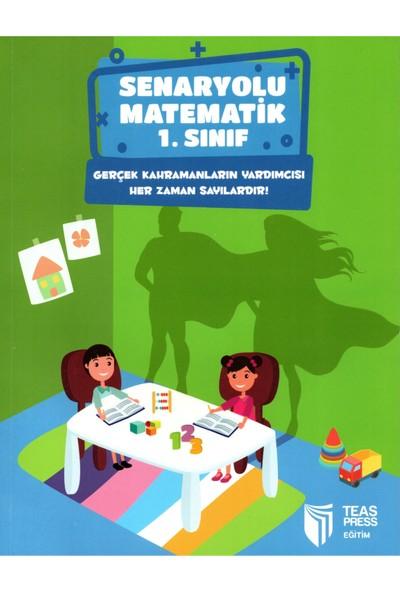 Teas Press 1. Sınıf Senaryolu Matematik