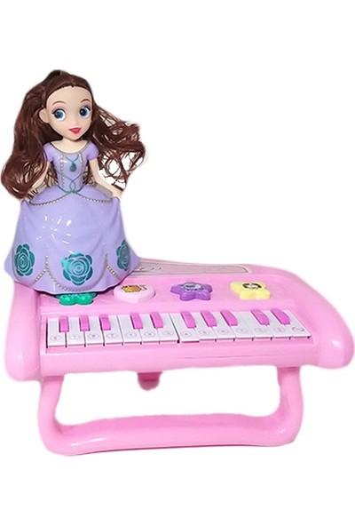 Canem Oyuncak Oyuncak Piyano ve Prenses Bebek