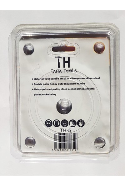 Taha Tools 115 mm Elmaslı Sunta Testere 115 x 22,23 x 40 mm