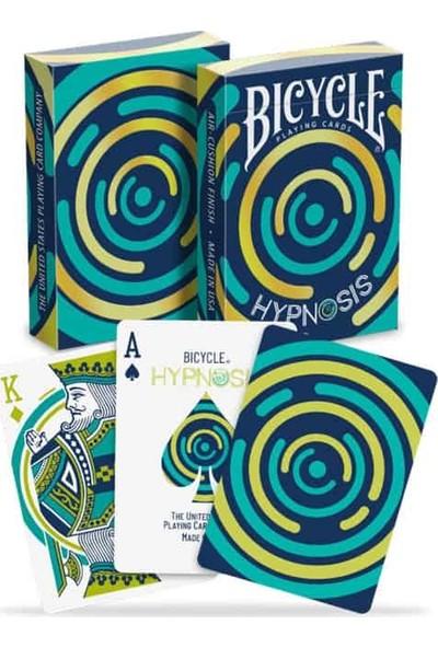 Bicycle Hypnosis Hipnoz Premium Cardistry Kartı Iskambil Kartları Destesi