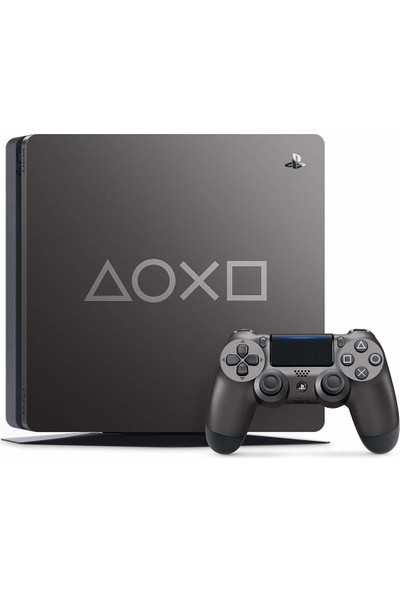 Sony Playstation 4 Slim 1 Tb Days Of Play Limited Edition (Eurasia Garantili)