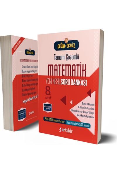 Artıbir 8.Sınıf Çetin Ceviz Matematik Soru Bankası