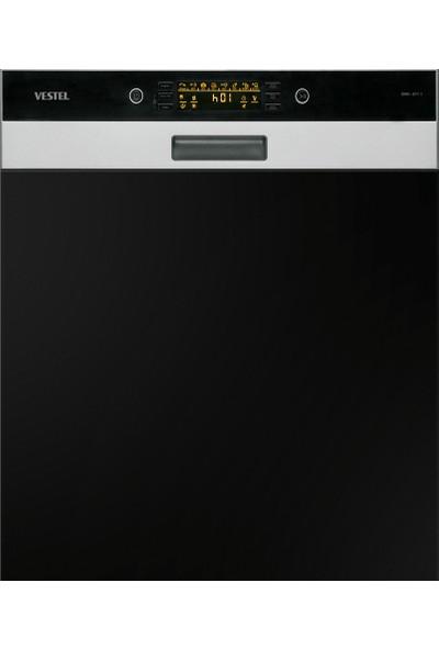 Vestel BMA- 611 A++ 6 Ankastre Bulaşık Makinesi