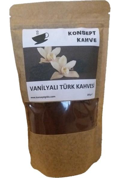 Konsept Vanilyalı Türk Kahvesi 250 gr
