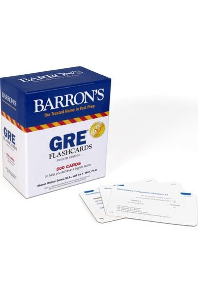 Barron's GRE Flashcards (4Th Ed) - Sharon Weiner Green