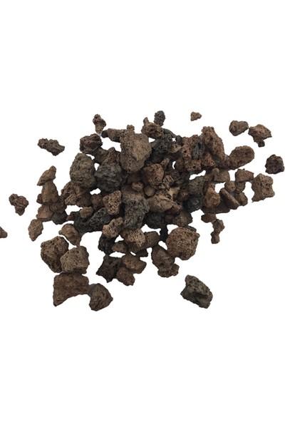 Aden Tasarım Kahverengi Pomza Volkanik Cüruf 3-10 mm