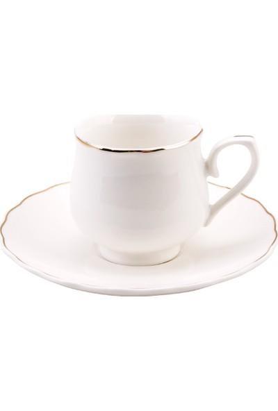 Emsan Beykoz 6 Kişilik Kahve Fincan Takımı