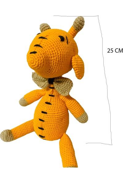 Nuh Home Zürafa Amigurimi