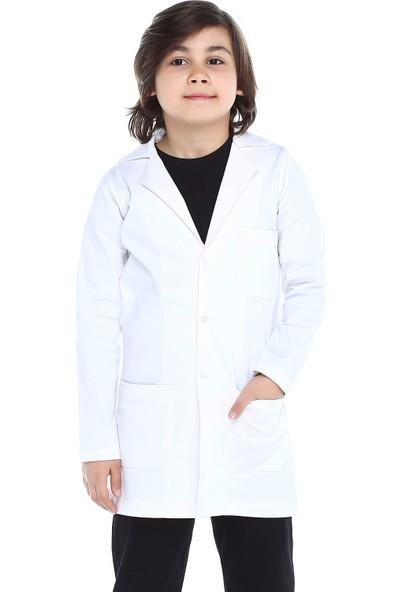 Tülü Akkoç Çocuk Doktor Önlüğü