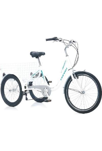 Corelli Kangoroo 3 Tekerlekli Bisiklet Md 24 Jant 6 Vites