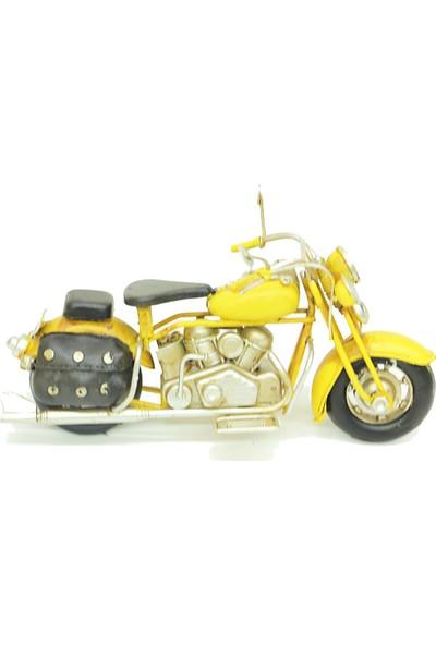 MNK Dekoratif Metal Motosiklet