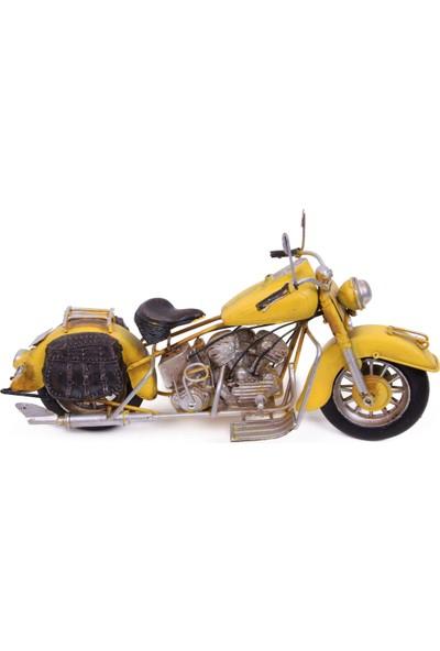 MNK Dekoratif Metal Motosikle