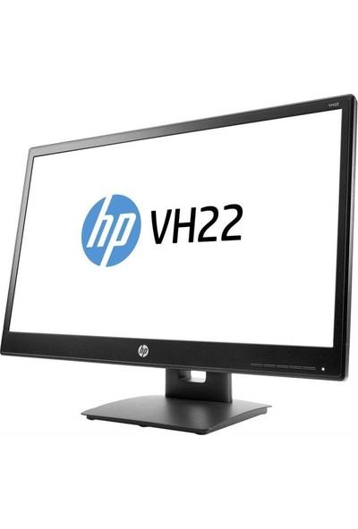 "HP X0N05AA 21.5"" 60Hz 5ms (Display+Analog) Full HD Monitör"