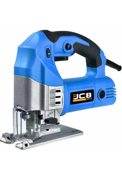 JCB JCB Jcb Pro Plus 2600 W Sjs Metal Şanzuman Tam Professıonel Dekupaj Testere 25 Parça Uç Seti Hediyeli