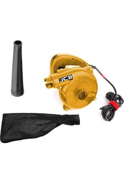 Jcb Pro Plus 1100 W Süper Güç Devir Ayarlı Elektrikli Hava Körüğü Üfleme Makinası Emme Özellikli