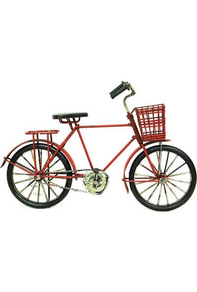 MNK Dekoratif Metal Bisiklet