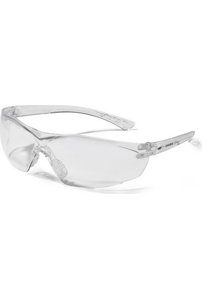 Swiss One Oxygen İş Gözlüğü Şeffaf Lens