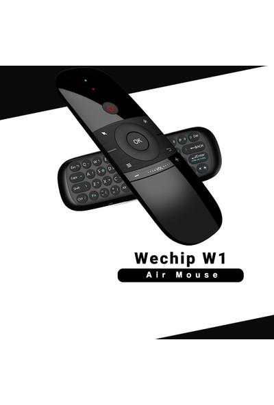 Paleon W1 4G Kablosuz Klavye Akıllı Tv Uzaktan Kumanda