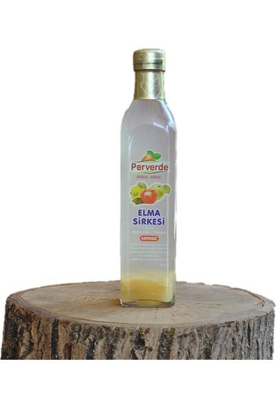 Perverde Doğal Elma Sirkesi 500 ml