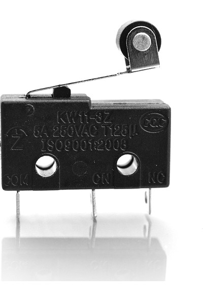 Bakay Micro Switch Endstop Plastik Makaralı