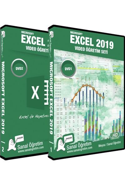 Sanal Öğretim Meysa Microsoft Excel 2019 - Sıfırdan Ileri Seviye Video Öğretim Seti