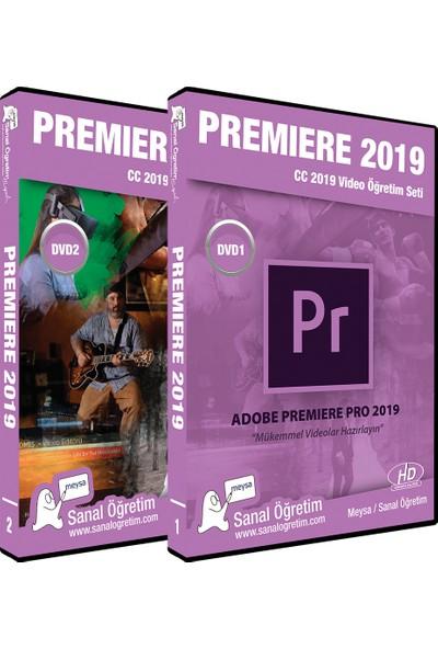 Sanal Öğretim Meysa Adobe Premiere Pro CC 2019 Video Eğitim Seti