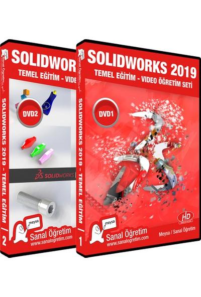 Sanal Öğretim Meysa Solidworks 2019 Temel Eğitim Video Eğitim Seti