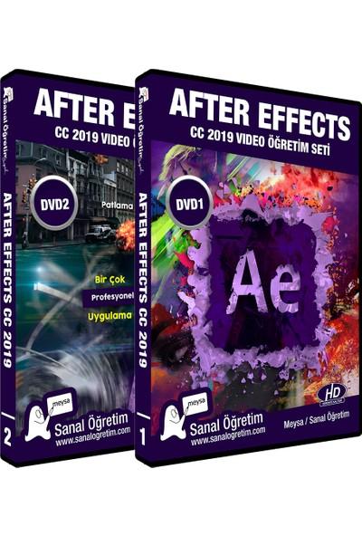 Sanal Öğretim Meysa After Effects CC 2019 Video Eğitim Seti