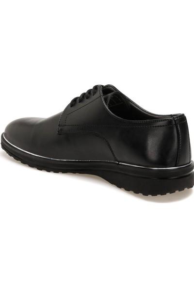 Jj-Stiller 313-4 Siyah Erkek Dress Ayakkabı