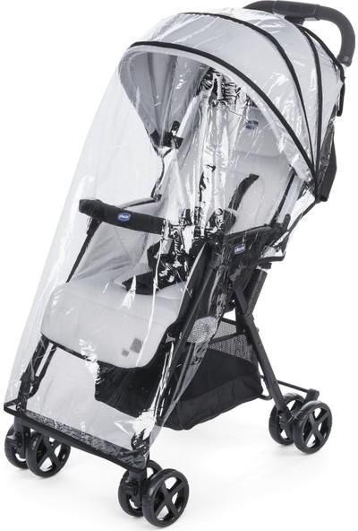 Chicco Ohlala 2 Ultra Hafif Bebek Arabası - Silver