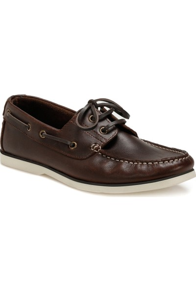 Oxide Mrb81 Kahverengi Erkek Ayakkabı