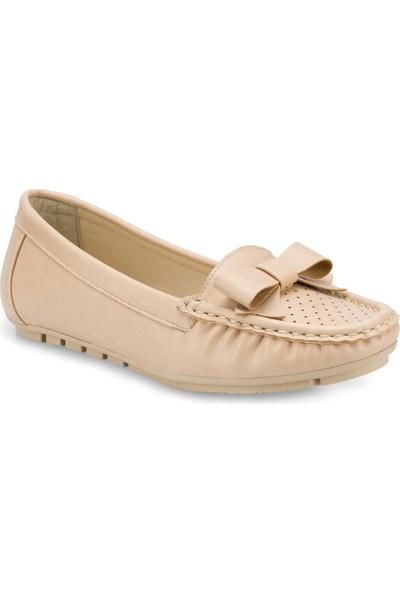 Polaris 161114.Z Bej Kadın Ayakkabı
