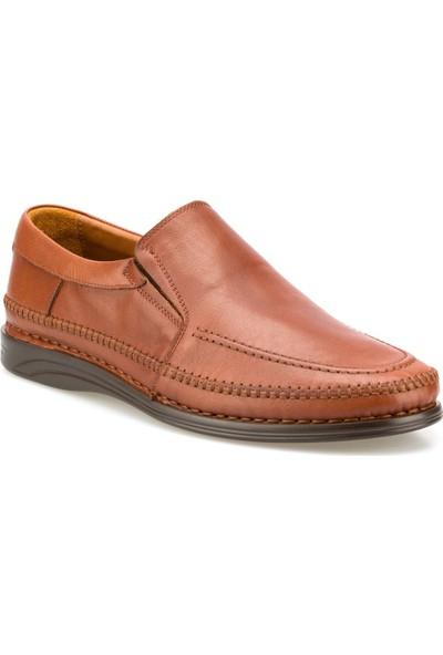 Polaris 5 Nokta 102027.M Taba Erkek Klasik Ayakkabı
