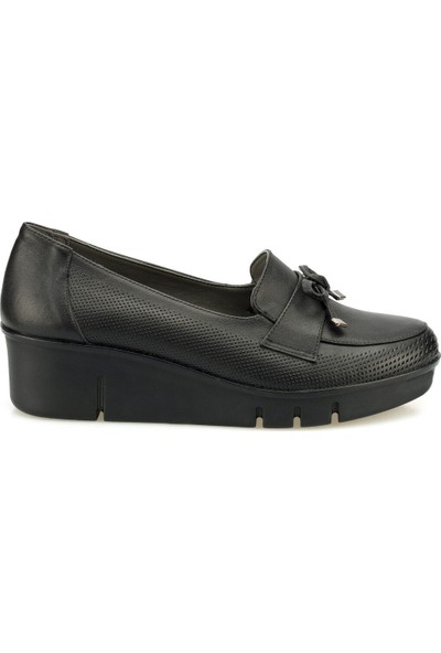 Polaris 5 Nokta 103008.Z Siyah Kadın Ayakkabı
