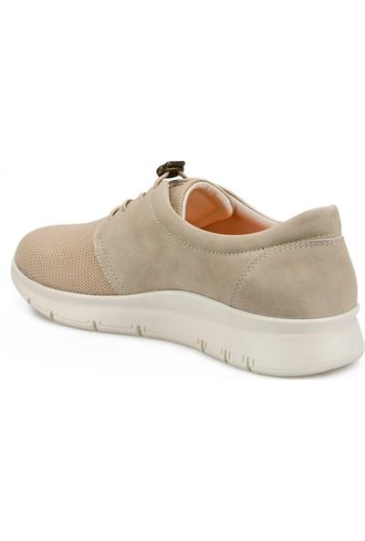 Travel Soft Trv1604.Z Bej Kadın Comfort Ayakkabı